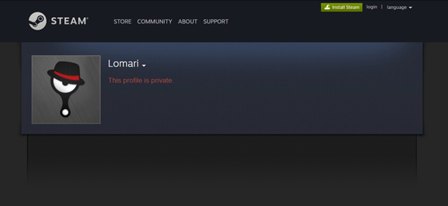 How to Make Your Steam Profile Private