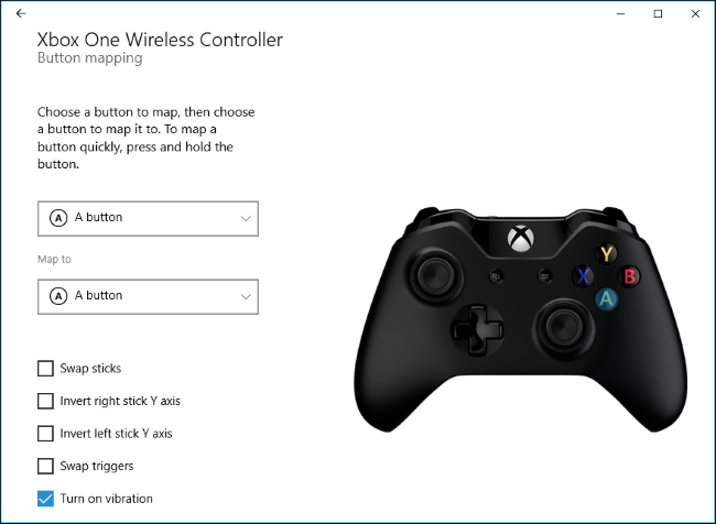 How to Remap an Xbox One Controller's Buttons in Windows 10