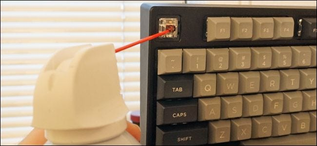 How to Fix a Stuck or Repeating Key on Your Mechanical Keyboard