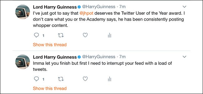 how to properly thread tweets for your tweetstorms