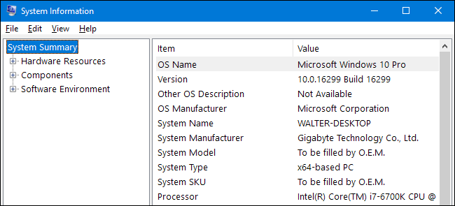 How to Get Detailed Information About Your PC