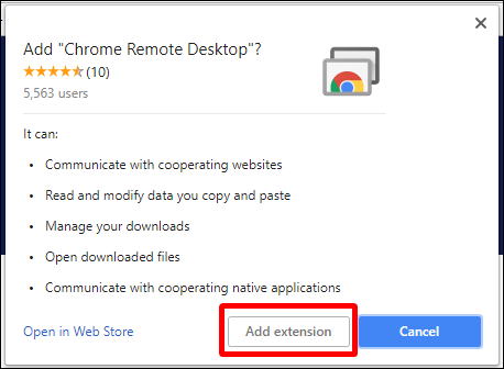 chrome remote desktop download ubuntu