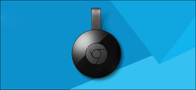 Second-generation Chromecast hardware.