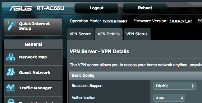 How to set up your own home vpn server option one get a router with vpn capabilities fandeluxe Images