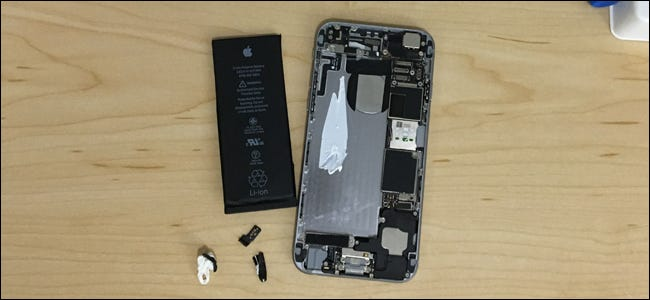 newest 3aa98 d2358 How Difficult Is It to Replace an iPhone Battery?