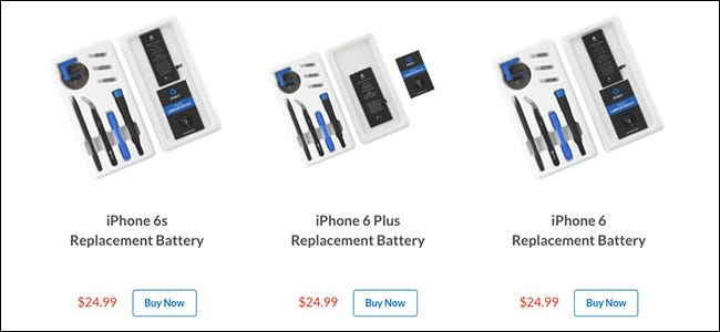 How Difficult Is It to Replace an iPhone Battery?