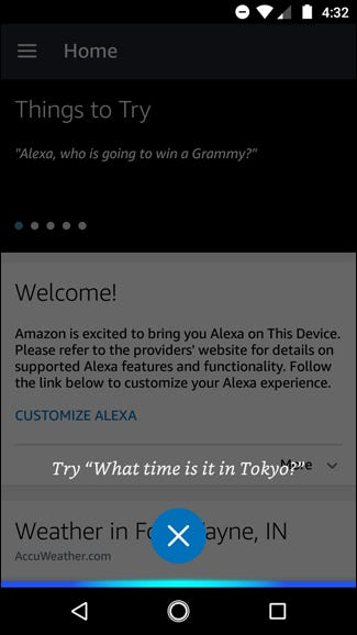 How to Control Your Amazon Echo from Anywhere Using Your Phone
