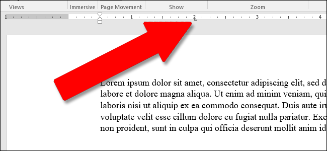 How To Use Rulers In Microsoft Word