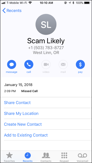 "Who Is ""Scam Likely,"" and Why Are They Calling Your Phone?"
