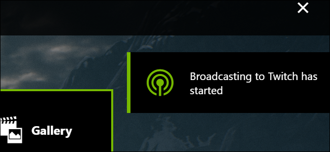 How to Stream Your PC Gameplay to Twitch With NVIDIA GeForce