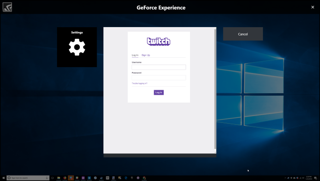 How to Stream Your PC Gameplay to Twitch With NVIDIA GeForce Experience