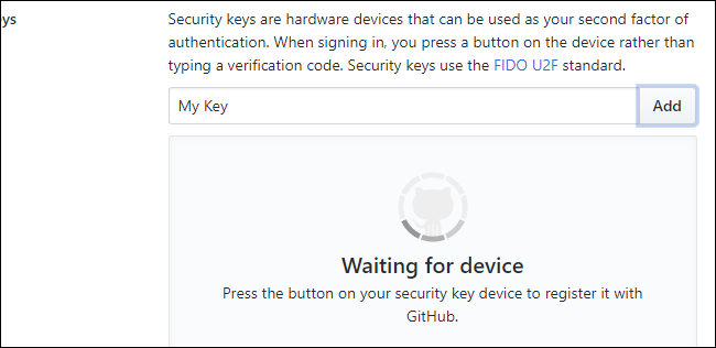 How to Secure Your Accounts With a U2F Key or YubiKey