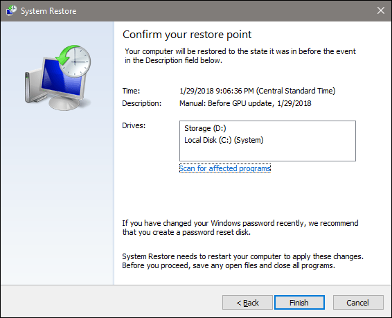 Windows Errors Best Guide to Boost Poor GPU Speed After Updating Drivers