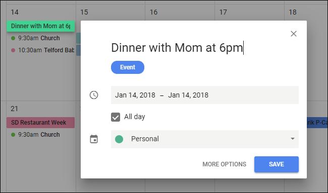 Google Calendar Got Rid Of Its Best Feature In The New Design