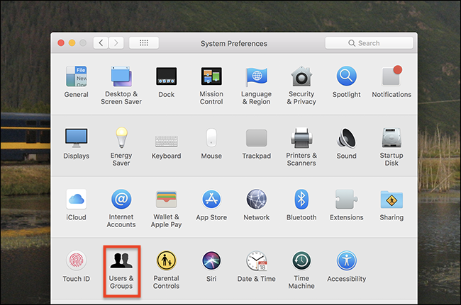 How to Enable Fast User Switching in macOS