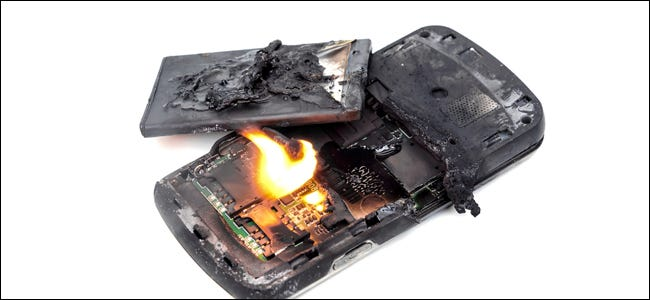 Why Do Lithium-Ion Batteries Explode?