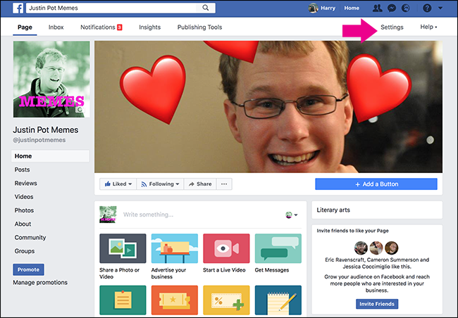 How to Stop Your Facebook Page's Notifications Blowing Up
