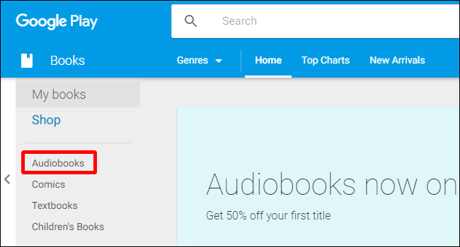 How to Buy and Listen to Google Play's New Audiobooks