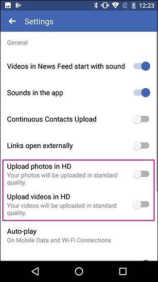 How to Stop Facebook from Uploading Low-Quality Photos and