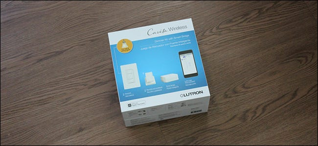 How to Install and Set Up the Lutron Caseta Dimmer Switch Starter Kit