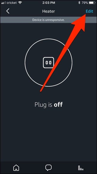 mydlink home app how to delete smart plug my devices