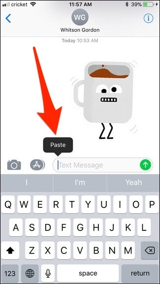 How to Send GIFs in iMessage