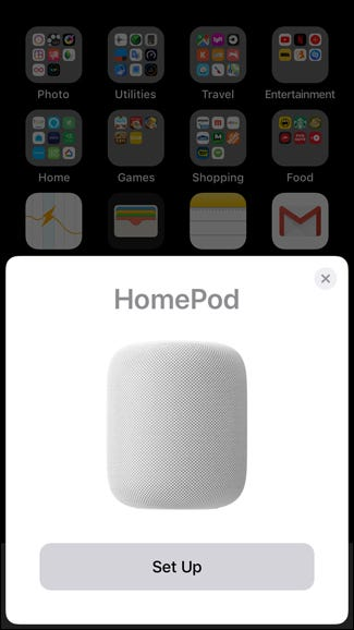 how to set up apple