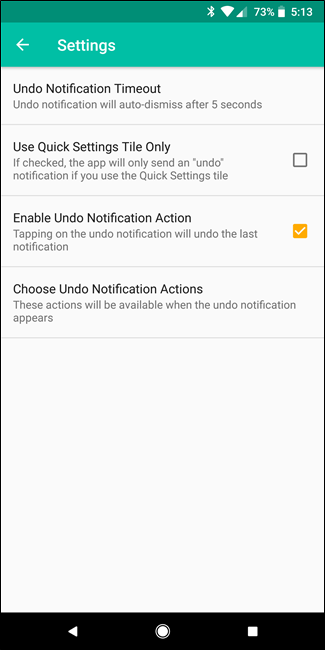 How to View Notifications You've Dismissed on Android