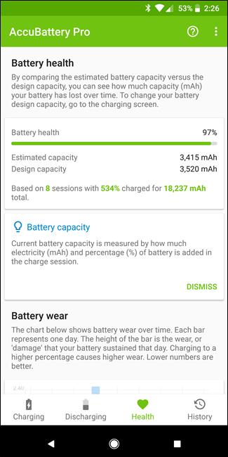 How to Monitor Your Android Device's Battery Health