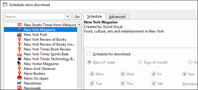 select the publication you want to turn into a digital ebook