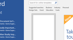 How to Clear or Disable the Recent Documents List in Microsoft Word 2016