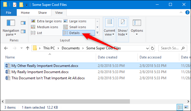 How to Easily View Recently Modified Files in Windows