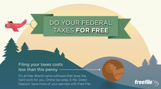 How to Get TurboTax or H&R Block for Free with IRS Free File