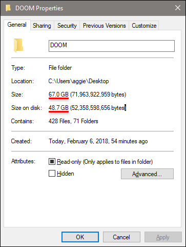How to Shrink Your PC Game Files With CompactGUI and Save Drive Space