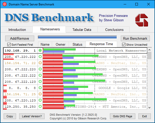 How To Choose The Best And Fastest Alternative Dns Server