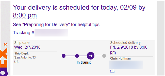 How to See What Packages and Mail You Have Coming Before It Arrives