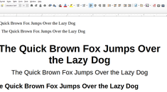 How to Use Custom Styles in LibreOffice Writer