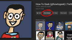 """How to Bring Back the """"View Image"""" Button In Google Image Search"""