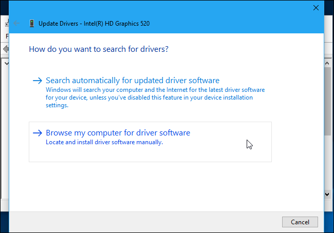 update drivers on my pc