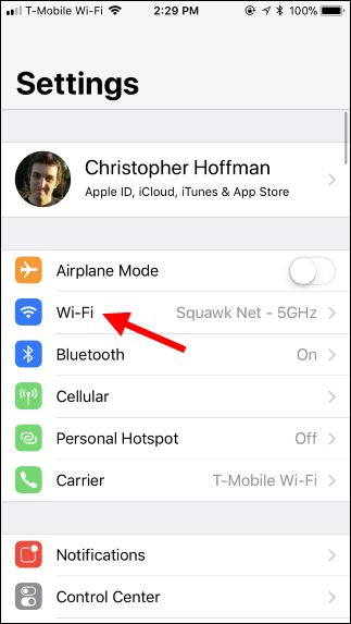 How to Change the DNS Server on Your iPhone or iPad
