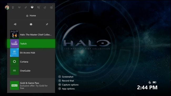 How to Broadcast Your Xbox One Games on Twitch or Mixer