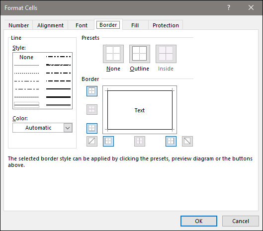 How To Add And Change Cell Borders In Excel