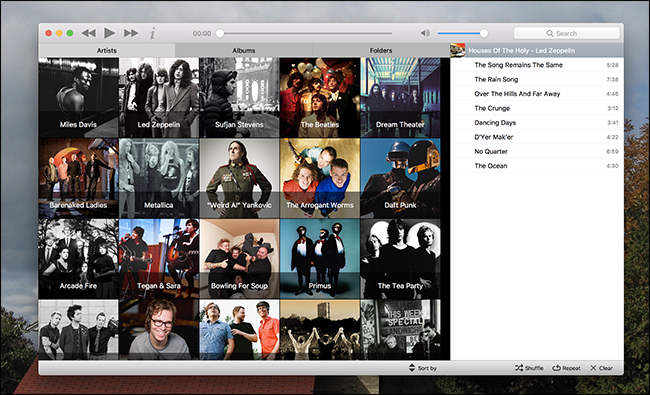 best mp3 player app for mac