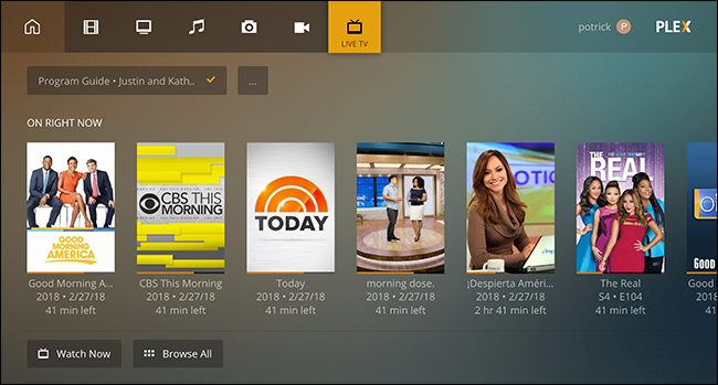 How to Watch Free Live TV with Plex DVR