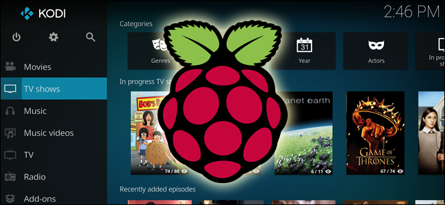 How to Build a $35 Media Center with Kodi and the Raspberry Pi
