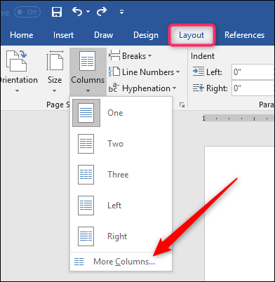 How To Adjust Column Size in Microsoft Word