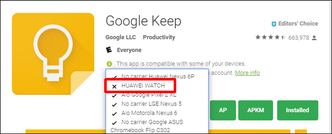 How to Get Missing Apps from Your Android Phone to Your Wear Watch