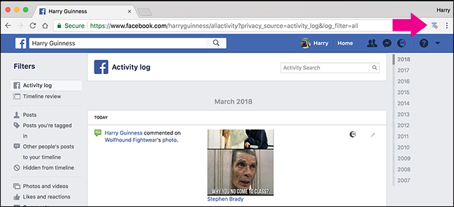 How to Quickly Delete Lots of Old Facebook Posts