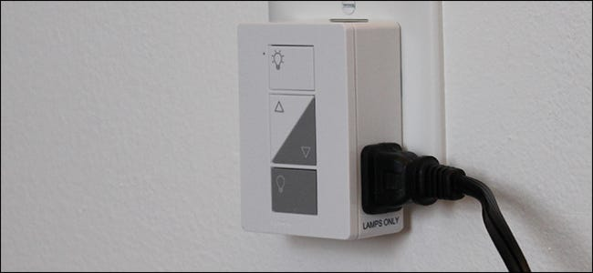 How to Install and Set Up the Lutron Caseta Plug-In Lamp Dimmer