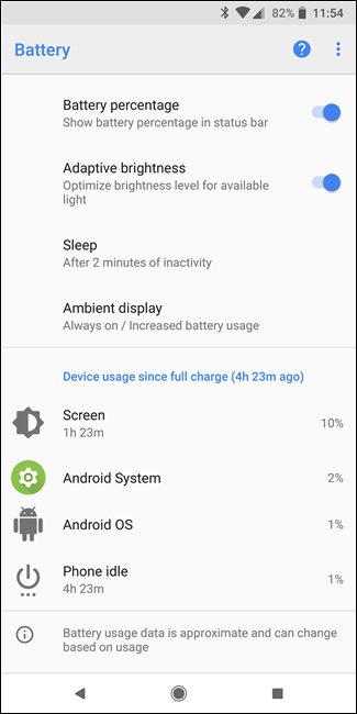 How to See Which Apps Are Draining Your Battery on an